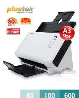 Plustek SmartOffice SC8016U