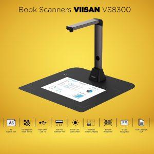scanner viisan vs8300